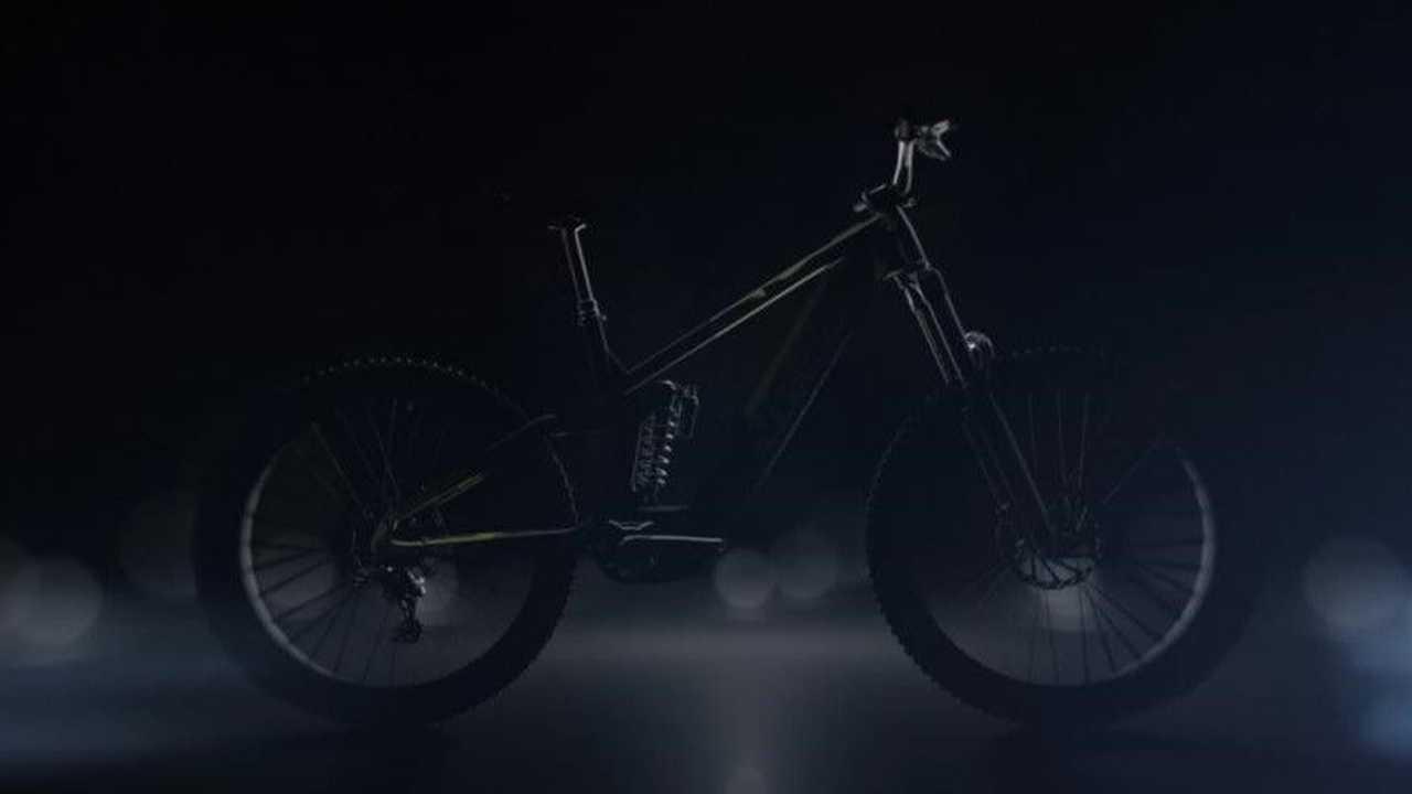 VR46 E-Bike - Silhouette