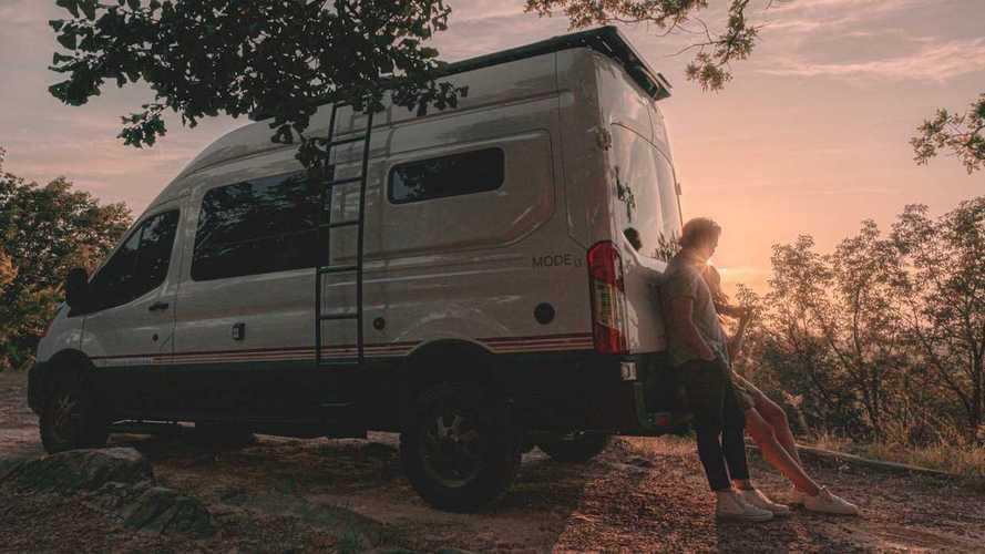 Storyland Overland Ford Transit Mode LT Camper Van