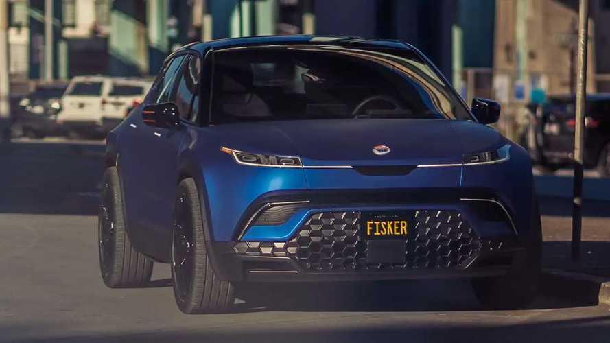 Fisker Ocean Coming To 2021 LA Auto Show, Has 17,300 Reservations