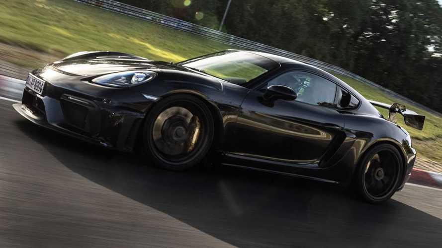 Porsche Cayman GT4 RS Rampungkan Tes Akhir, Debut Bulan Depan
