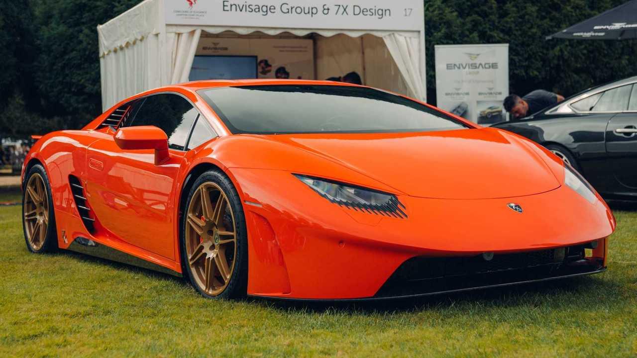 سيارة رايو الفائقة