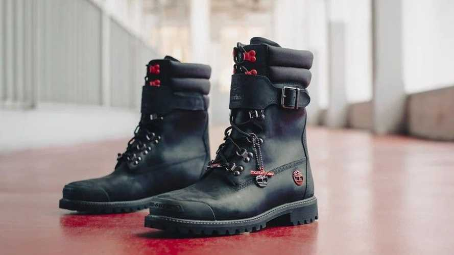 Moto Guzzi And Boot Maker Timberland Launch Collab Collection