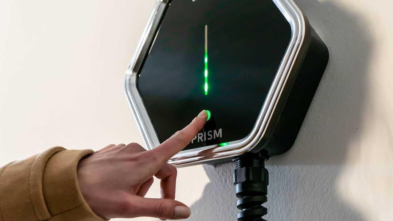 La wallbox Prism Solar di Silla Industries