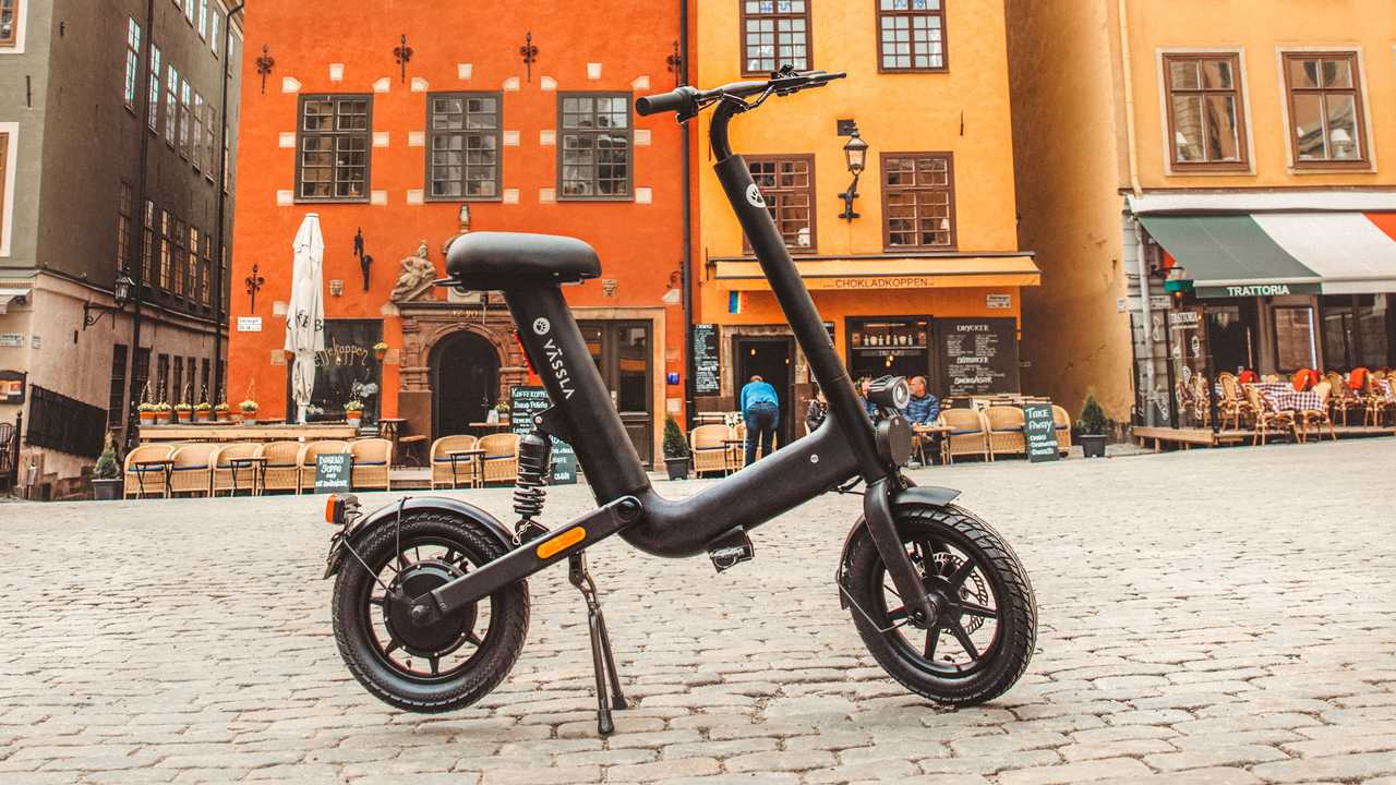 Vässla Bike: Das Elektro-Mofa kann man jetzt auch mieten