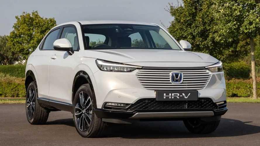 Honda HR-V (2022) Europa-Version
