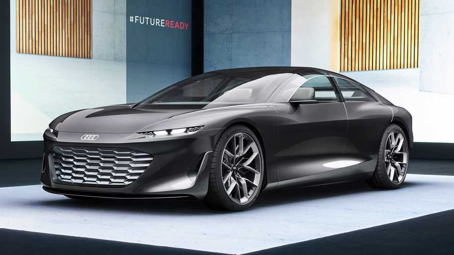 Audi Grandsphere Concept revealed: A stunning 710-bhp electric GT