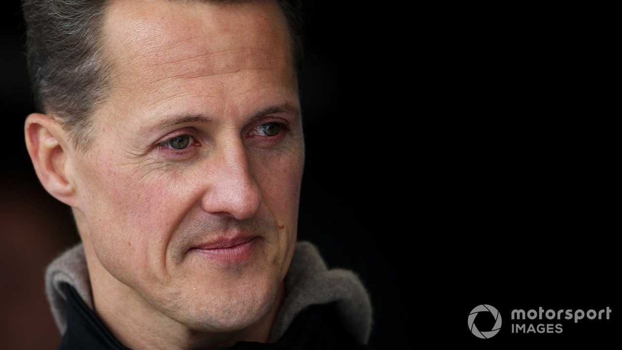 Michael Schumacher at US GP 2012