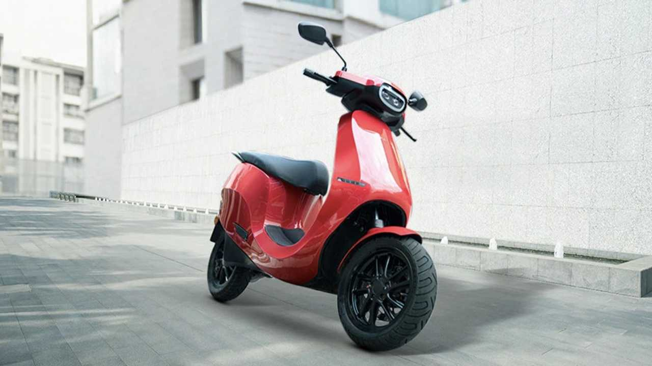 Ola S1 Scooters Are Being Sold At A Blistering Pace