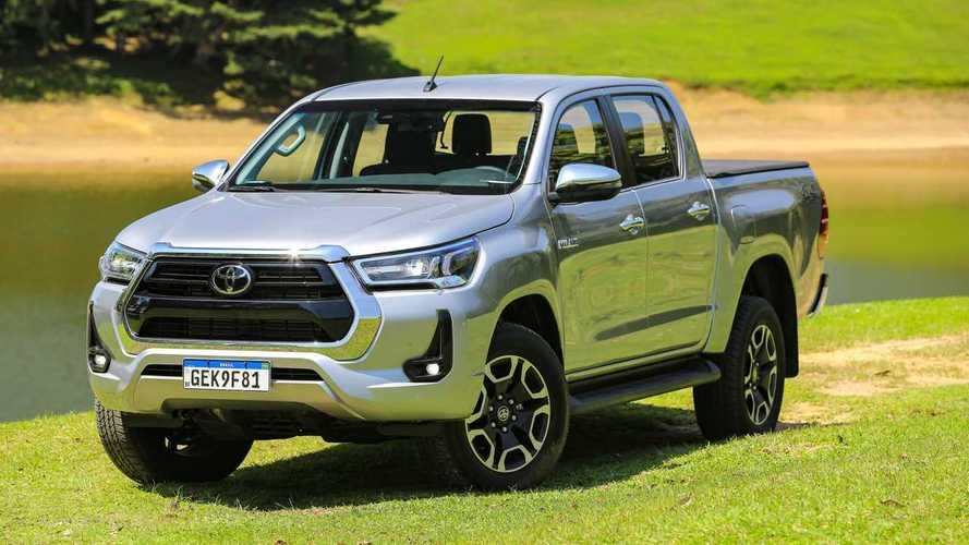 Teste Toyota Hilux SRX turbodiesel: em time que está ganhando....
