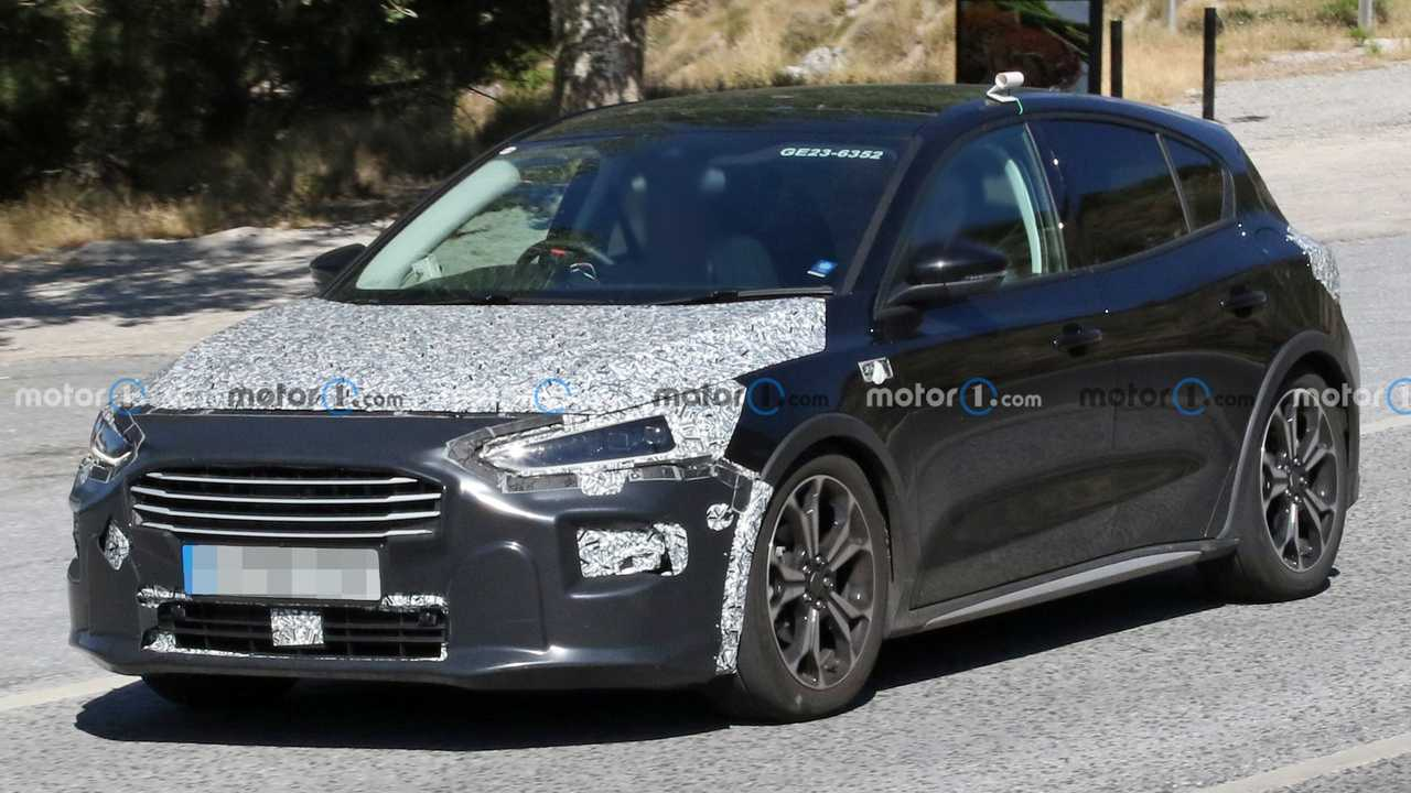 Ford Focus Active 2022 - Flagra