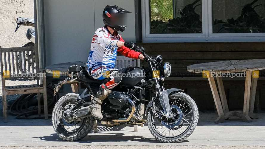 Spotted: Next-Gen BMW R nineT Scrambler And Urban G/S Out Testing