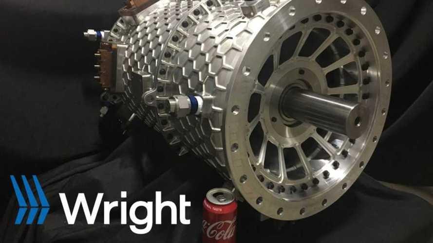 Ce super moteur électrique Wright développe 2700 ch