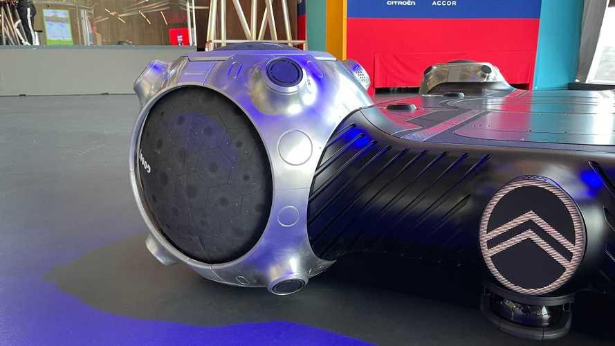 Vídeo: Veja estes pneus esféricos da Goodyear que giram 360°
