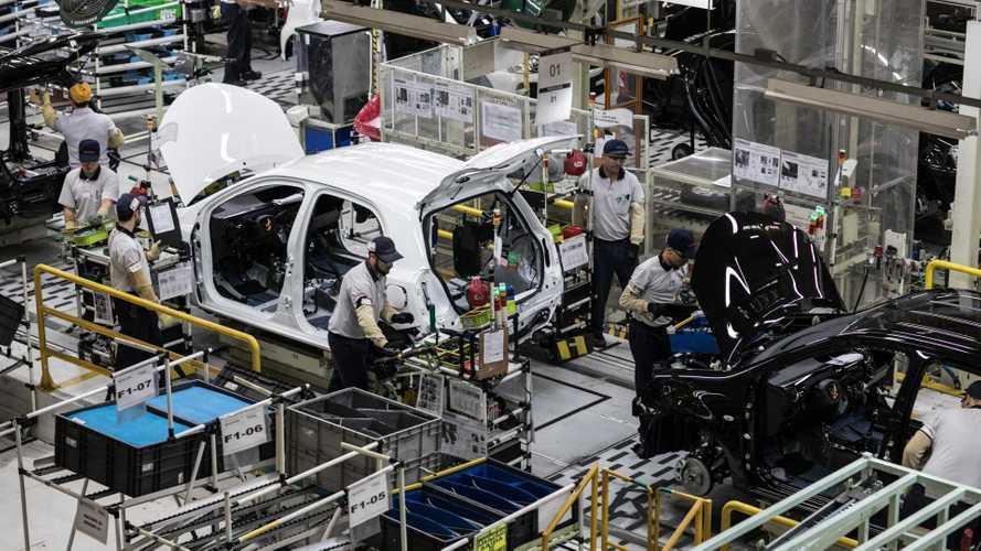 Fábrica Toyota em Sorocaba