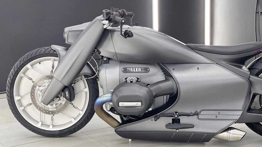 Zillers Garage Flips The Script With A Futuristic BMW R 18 Build