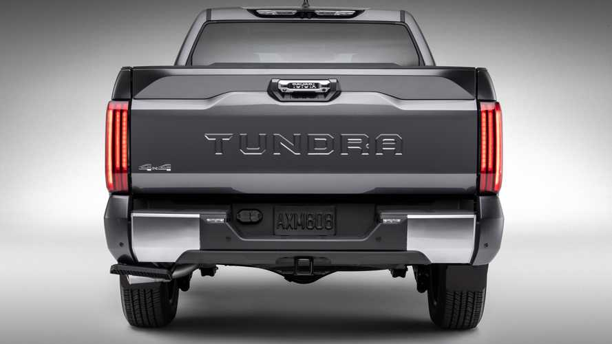 2022 Toyota Tundra Has Simple Tailgate Because Customers Want It