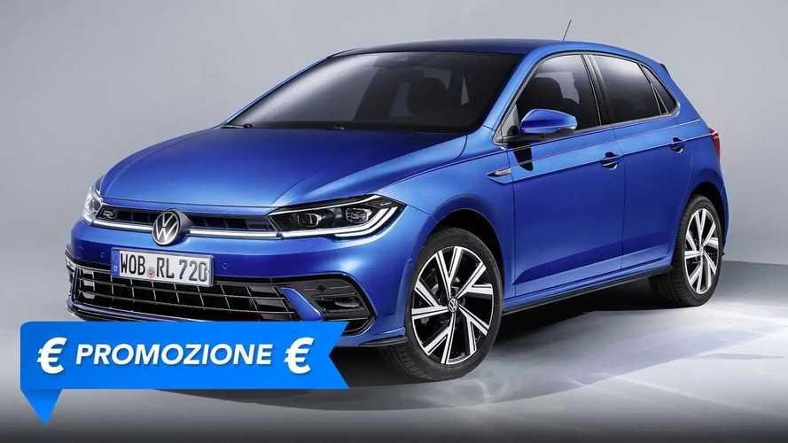 Promozione Volkswagen Polo benzina, perché conviene e perché no