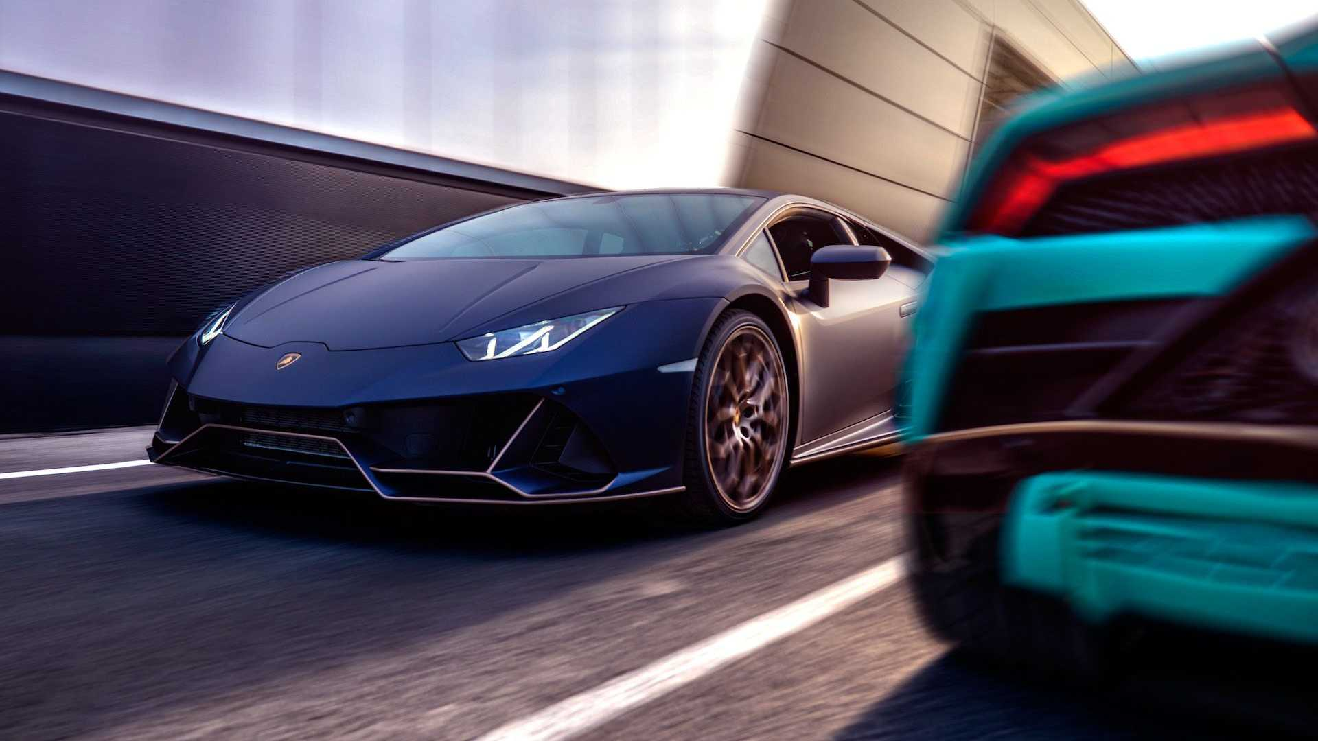 Four Lamborghini Huracan Evo Special Editions In Mexico