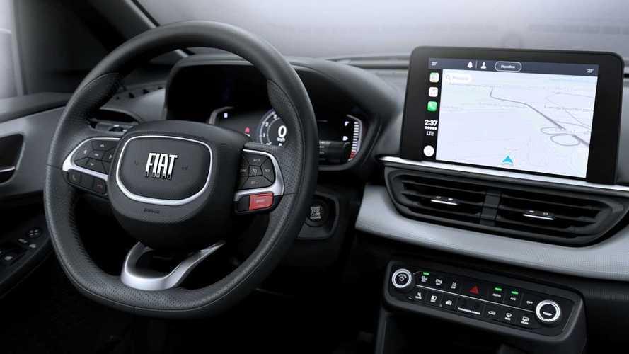 Il nuovo SUV Fiat per il Brasile svela i suoi interni