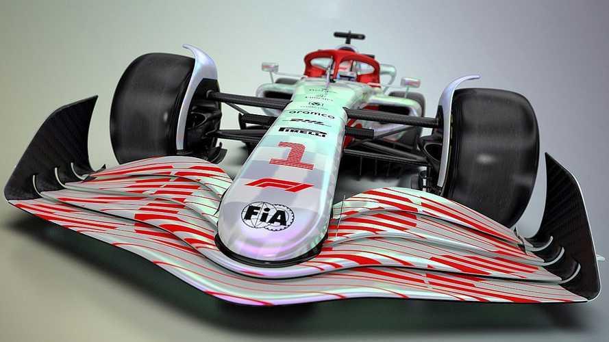 ¿Cuáles son las diferencias entre los F1 2021 y los F1 2022?