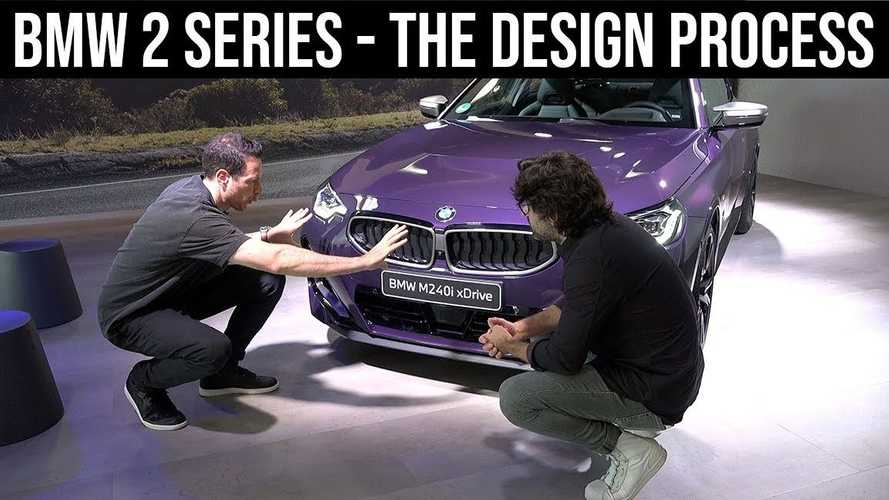 2022 BMW 2 Series Coupe Designer Explains His Work On M240i