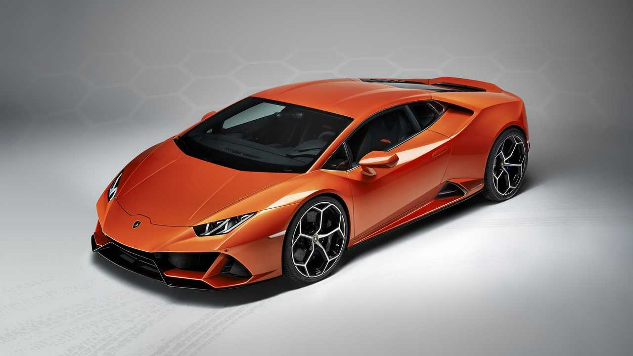 Lamborghini Huracan Evo Debuts With Performante Power