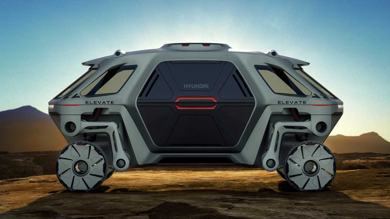 Hyundai Elevate-Konzept