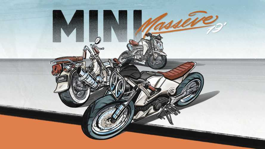 Mini Bike Owners Assemble! The Mini Massive Is Coming.