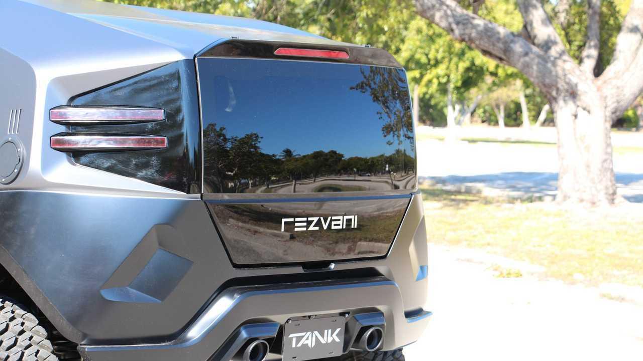 2019 Rezvani Tank: First Drive