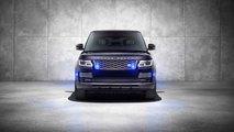 2019 Range Rover Sentinel