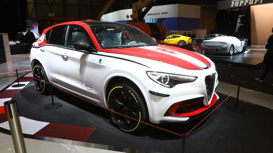 Giulia, Stelvio Alfa Romeo Racing Edition Arrive In Geneva