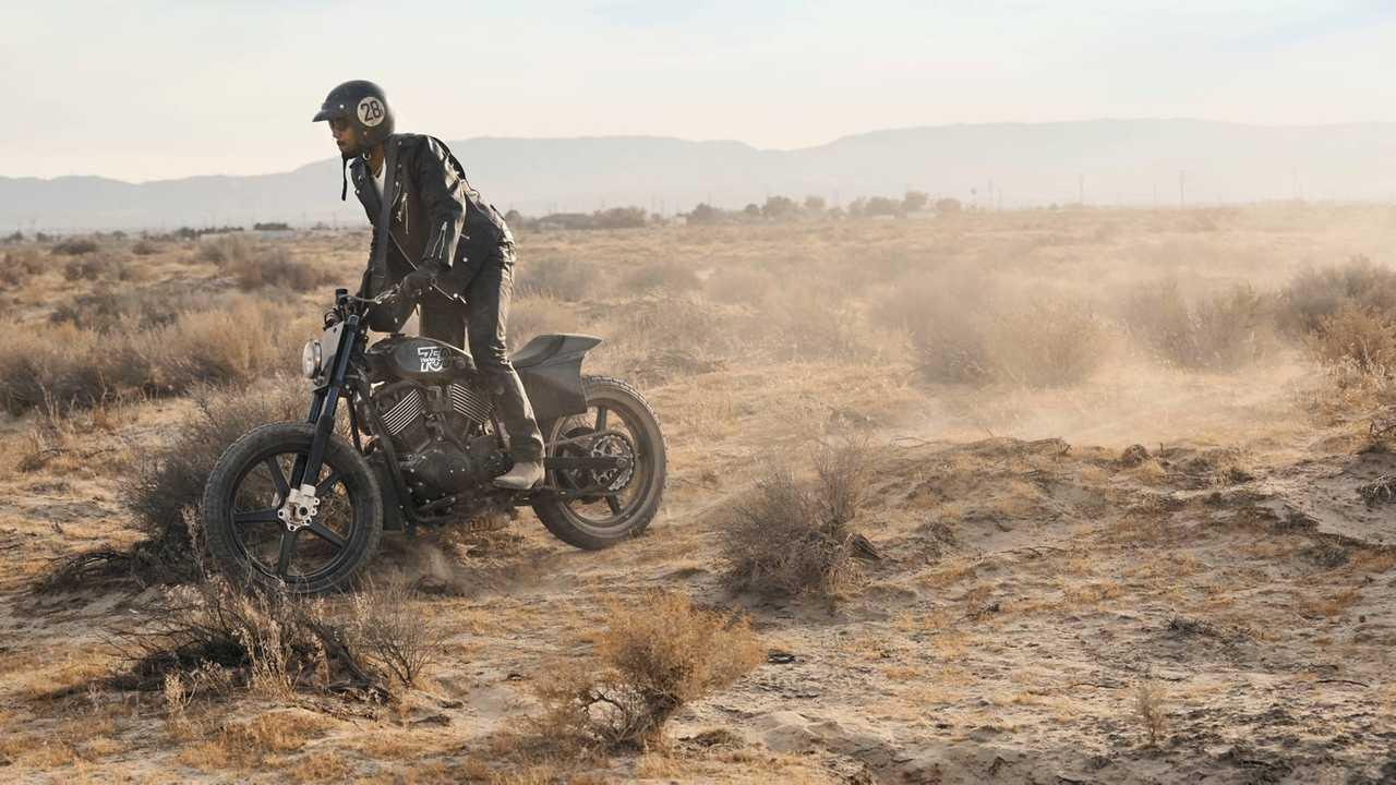 Michael B Jordan Rides Again