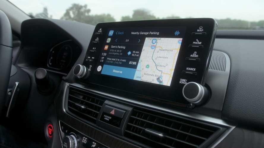 Il cruscotto Honda ora comunica con cellulari e tablet