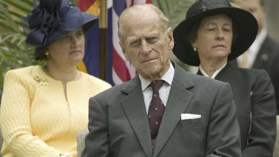 Woman crashed into by Prince Philip hit with driving ban