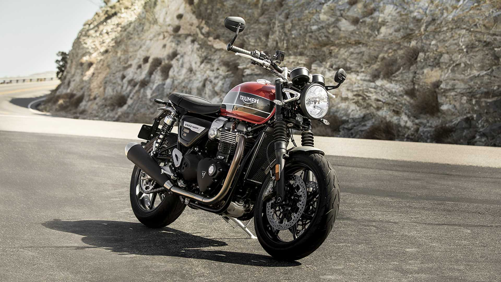 Triumph Is Plugging In With New TE-1 Electric Bike Project