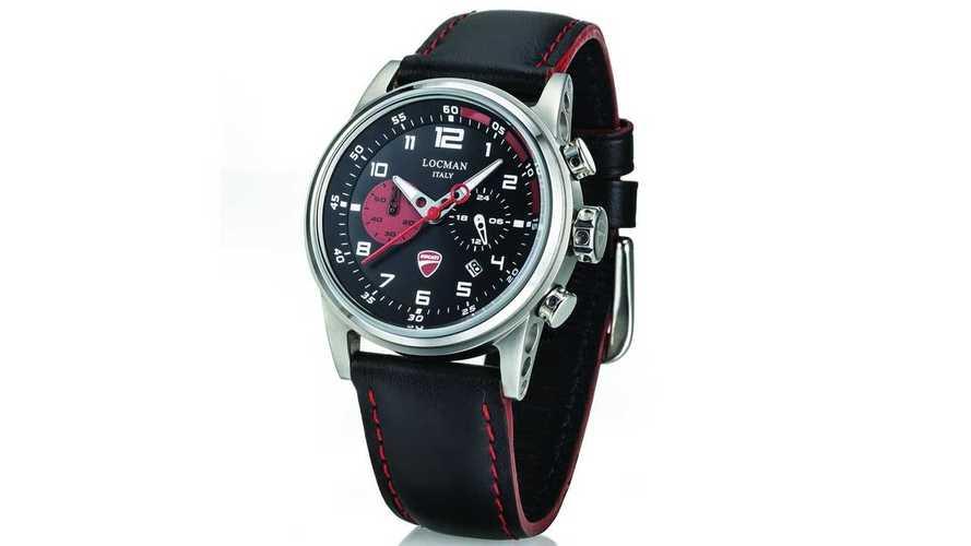 Segunda colección de relojes Locman Ducati