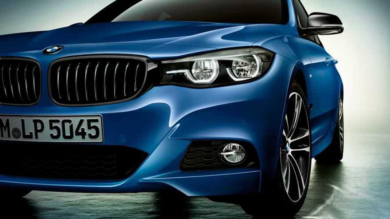 2019 BMW 3er GT