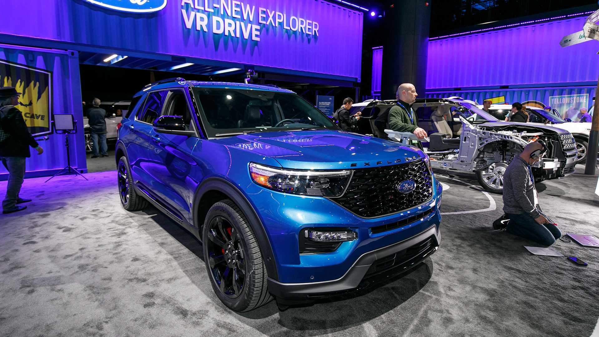 2020 Ford Explorer Sport Trac Review Ford Specs Release