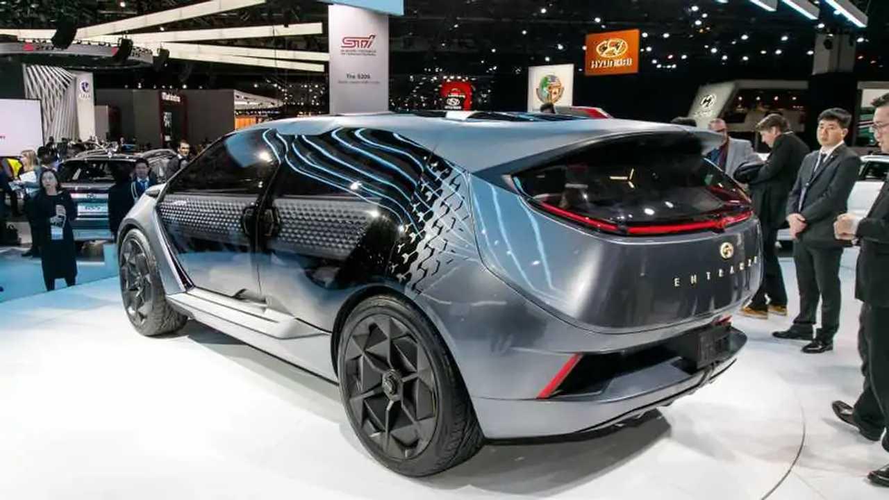 GAC Entranze EV concept