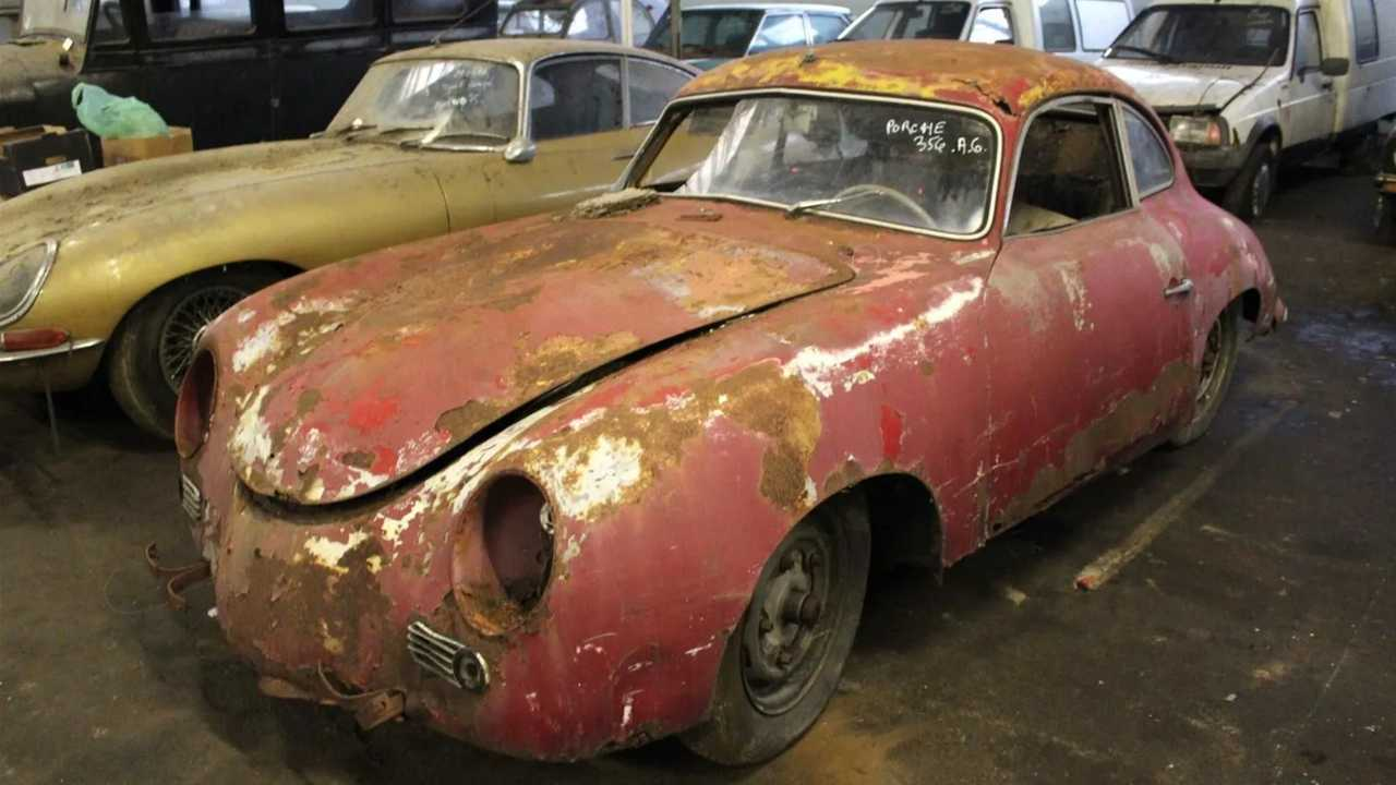 Interencheres Barn Find Auction
