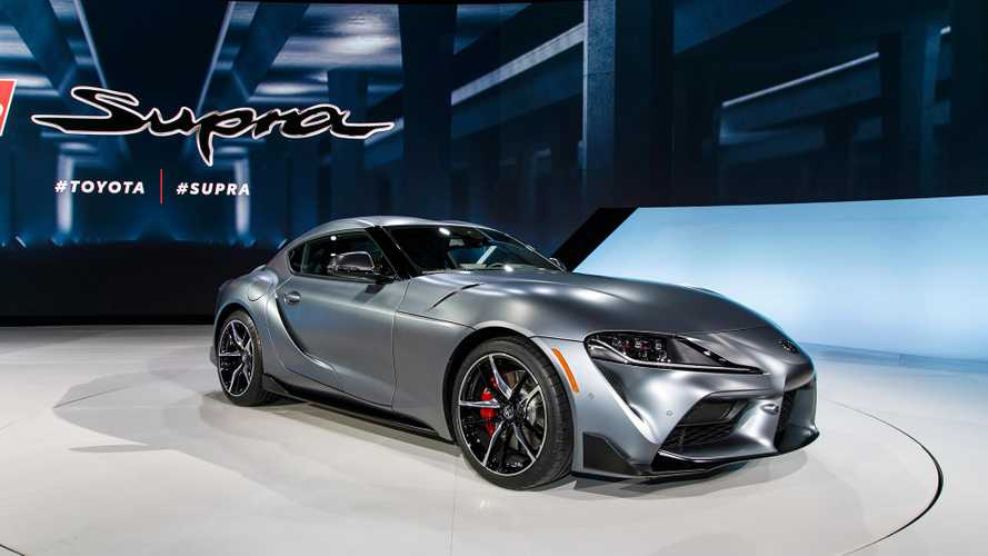 Au Japon, la Toyota Supra sera aussi proposée avec un quatre cylindres