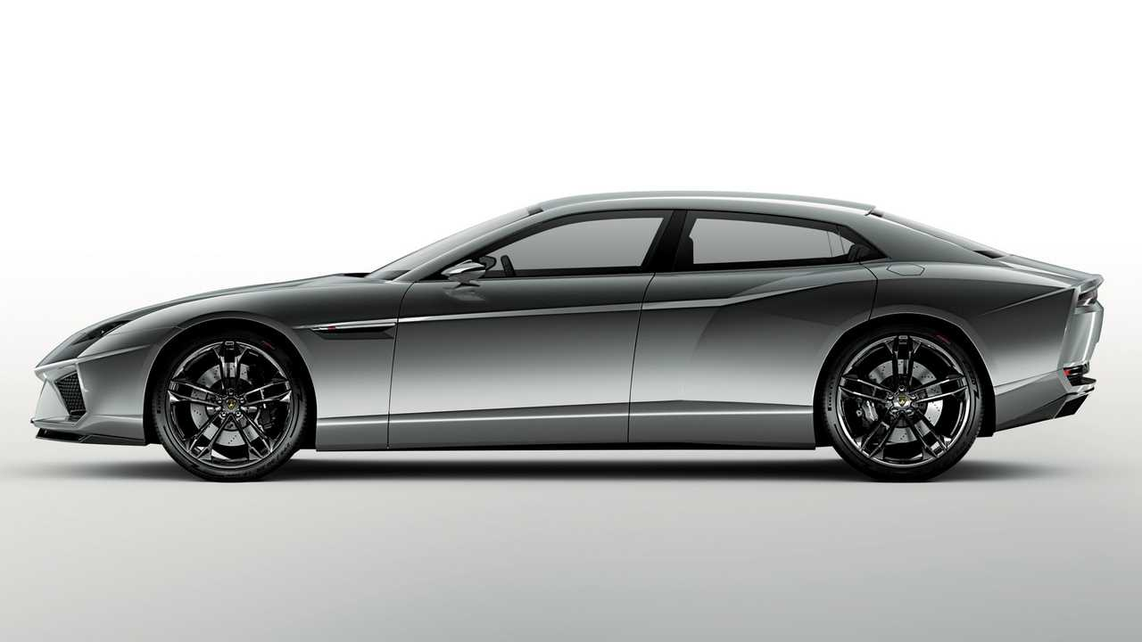 Prototipos olvidados - Lamborghini Estoque
