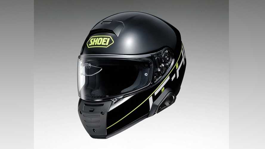 Shoei Joins The Smart Helmet Game With IT-HT