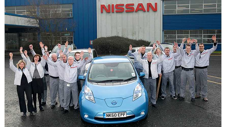 Will LEAF Sales Hit 1% of Nissan's Total US Sales in 2013?