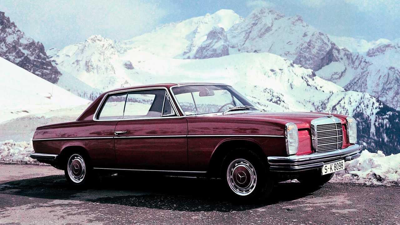Mercedes /8 Coupé