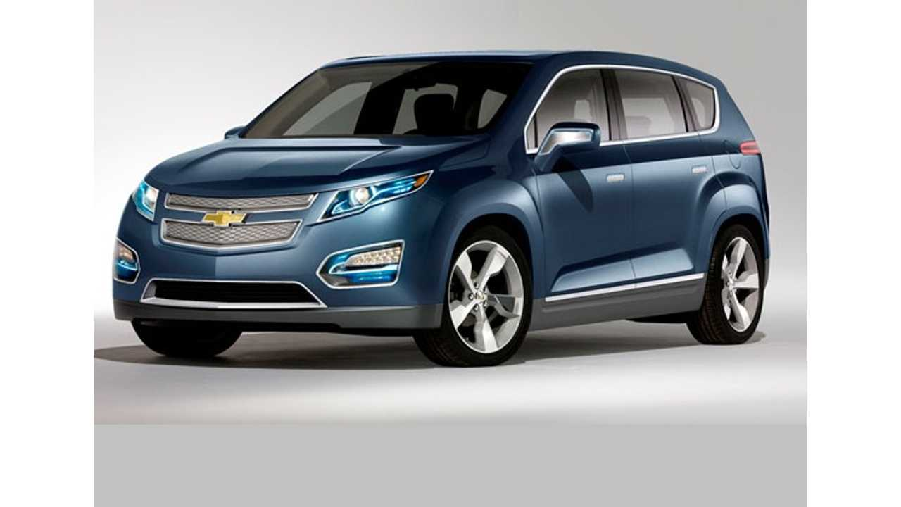 Voltec Based SUV, 2 Door Convertible In Store As GM Commits To Build 2nd Gen Cruze?