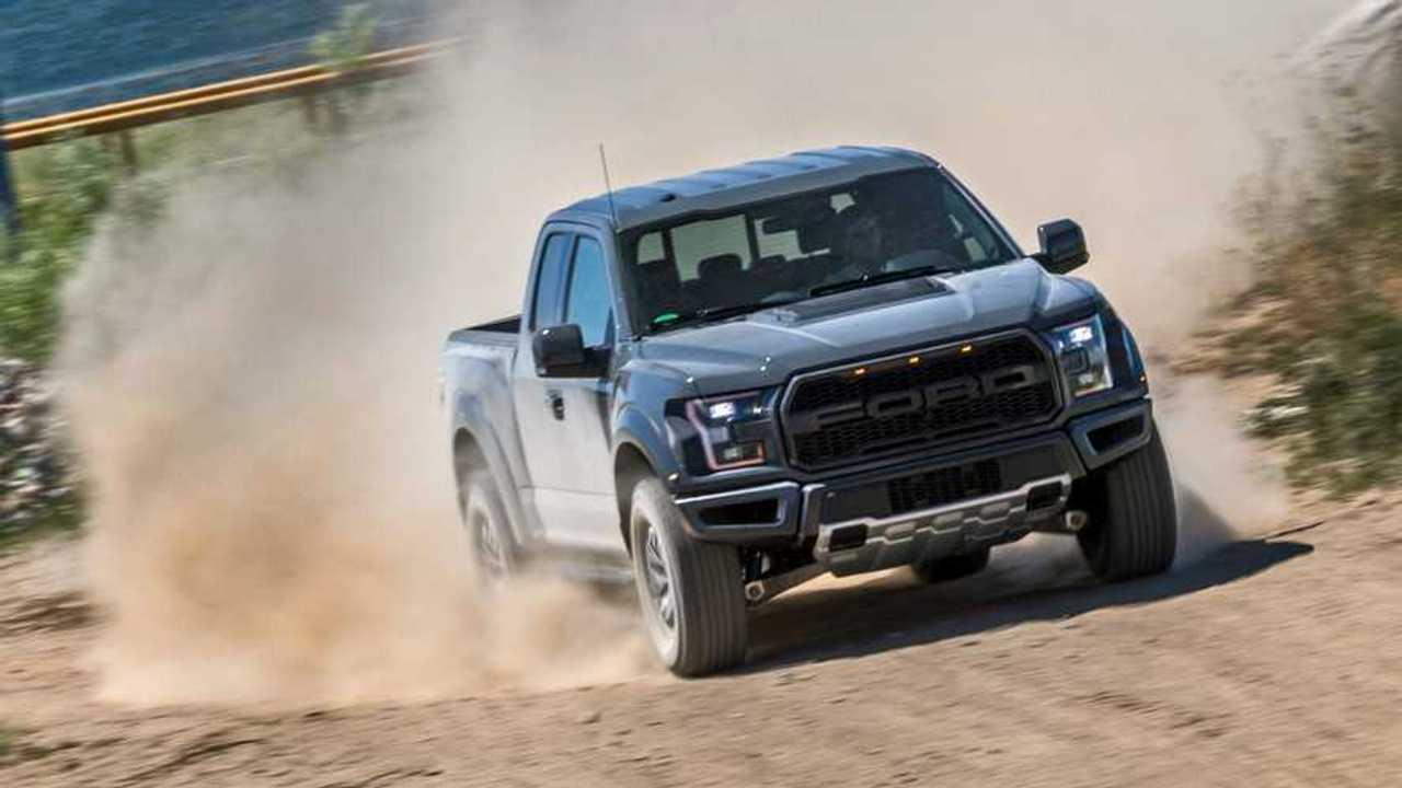 Ford Raptor Pickup