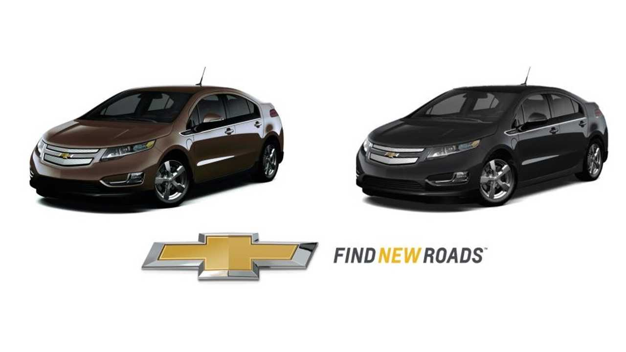 New Color Choices For 2017 Chevrolet Volt Ashen Gray Metallic And Brownstone