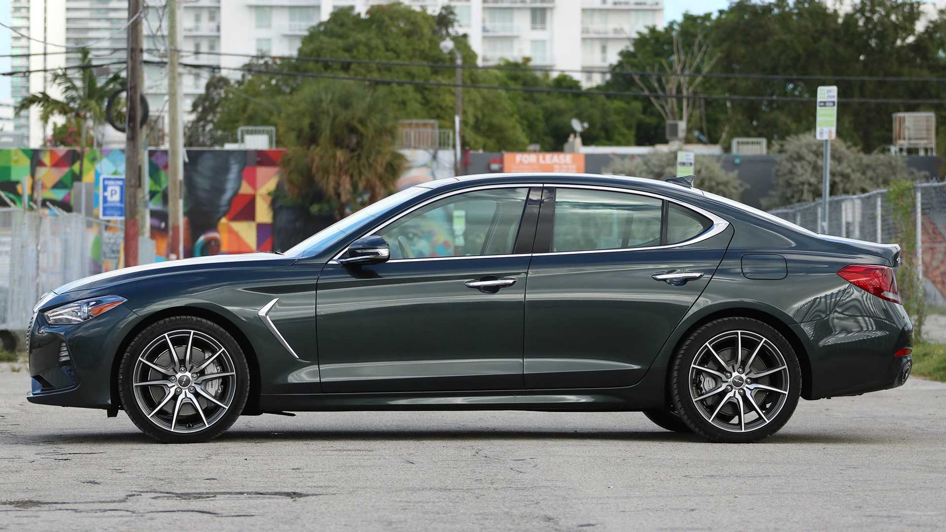 2019 Genesis G70 3 3t Design Edition Review Land Of Hopes And Dreams
