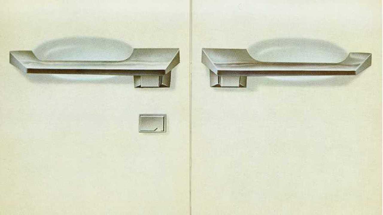 Lincoln Suicide Doors Teaser